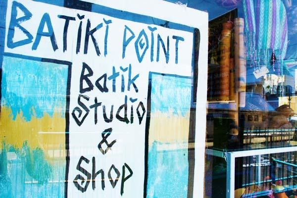 Batiki Point