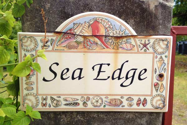Sea Edge Cottage